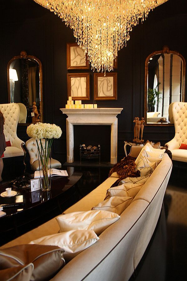 40 Autumn Winter Interior Decoration Trends From Maison Objet 2011 Fo