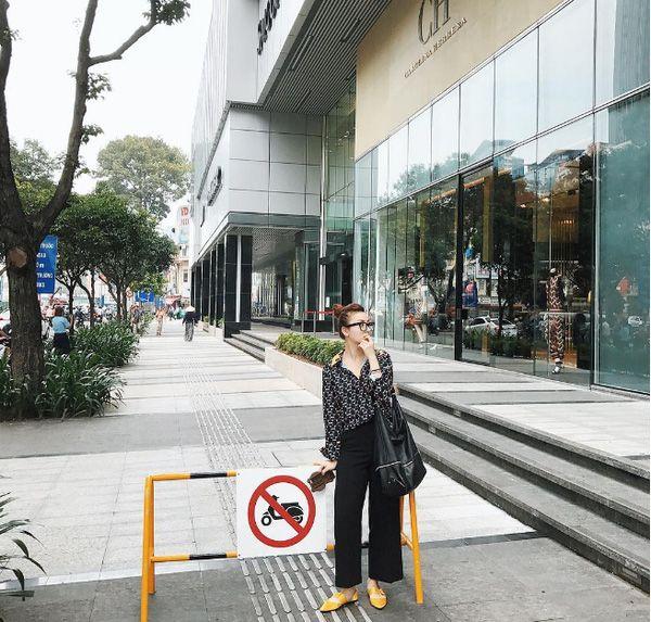 street style của sao