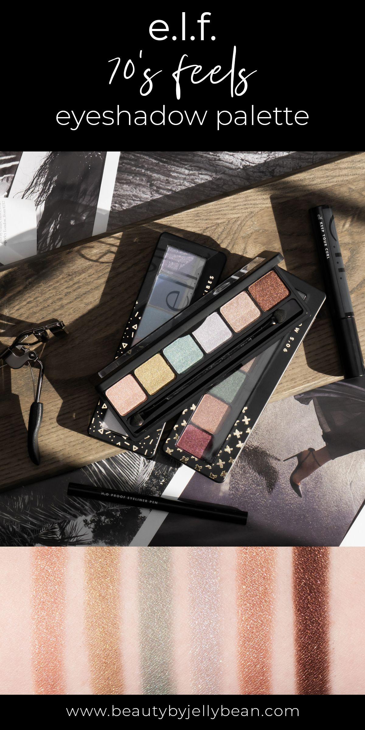 e.l.f. Eyeshadow Palettes Elf eyeshadow, Elf eyeshadow