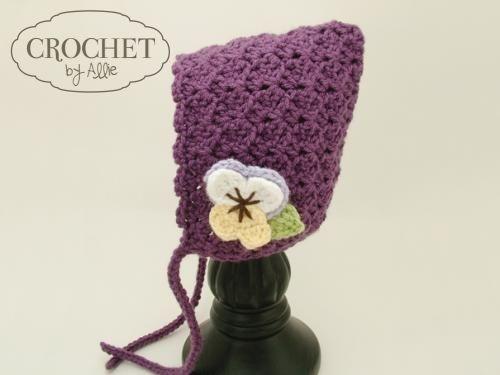 Vivian Pixie Bonnet Fil De Crochet 77911dc2327