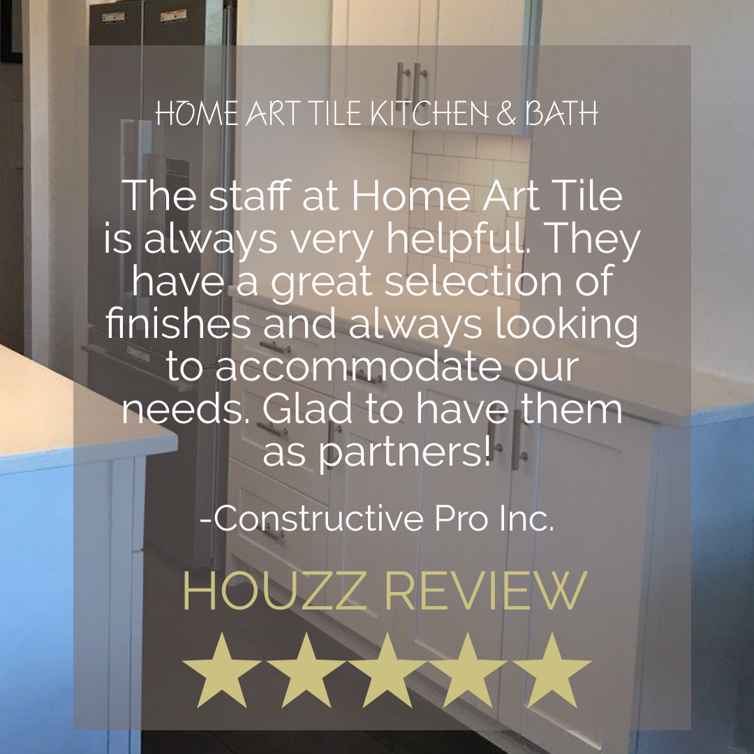 Kitchen Renovation Project Testimonials - Home Art Tile in ...