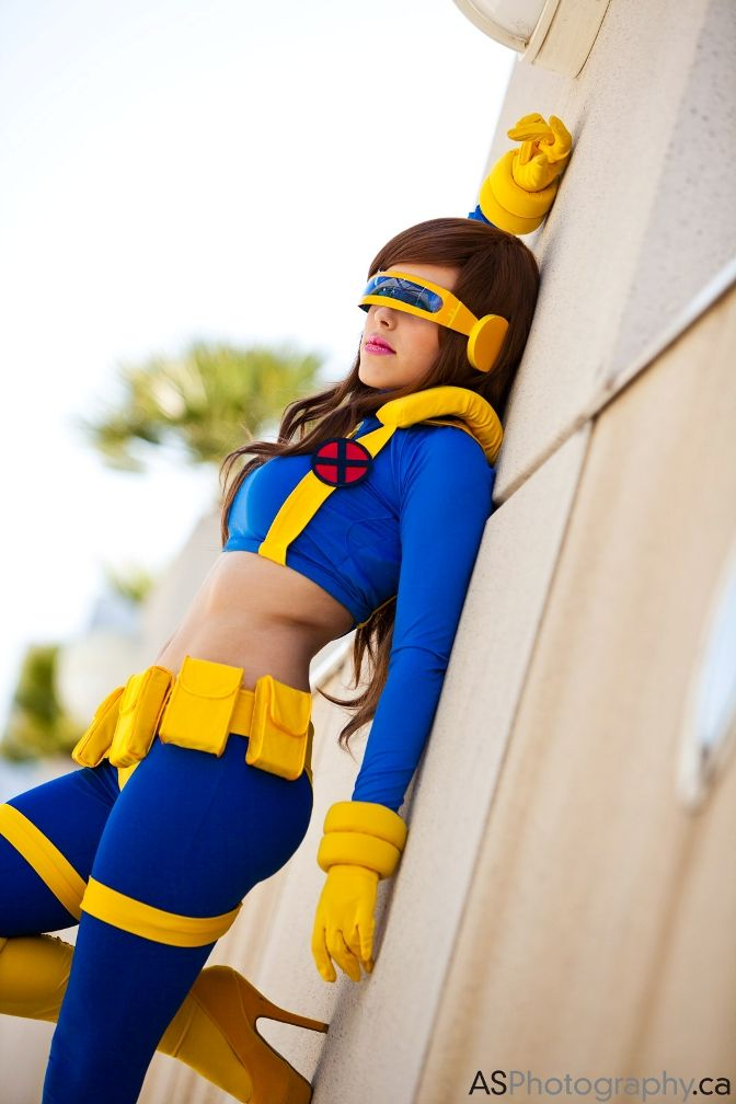 Cyclops (Female) - Nadya Sonika - Sexy Cosplayers | C ...