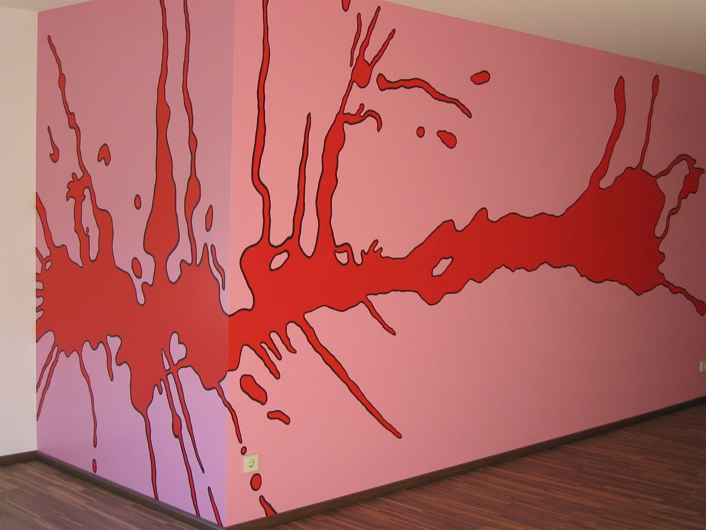 Ideen : Schönes Wandbemalung Kinderzimmer Demtigend Auf Dekoideen