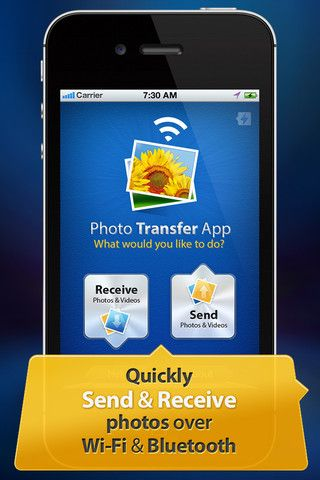 Photo Transfer App Allows You To Easily Download Photos From Your Iphone Or Ipad To Your Computer As Well As Exchange Photo Transfer Iphone Item Iphone Apps