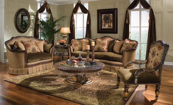 Italian Living Room Furniture Luxurious Modern And Classic