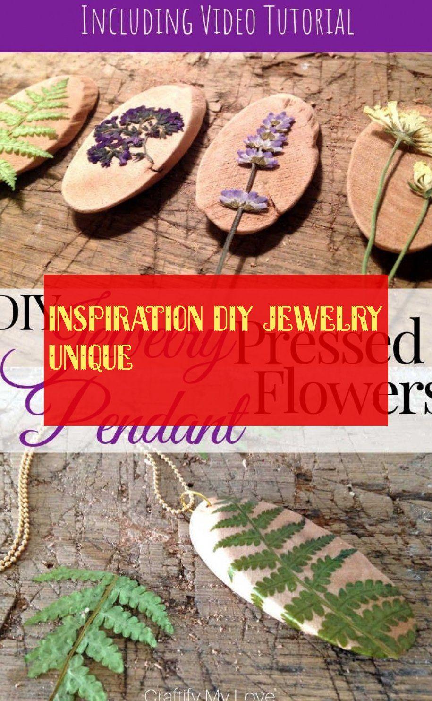 Inspiration diy jewelry unique