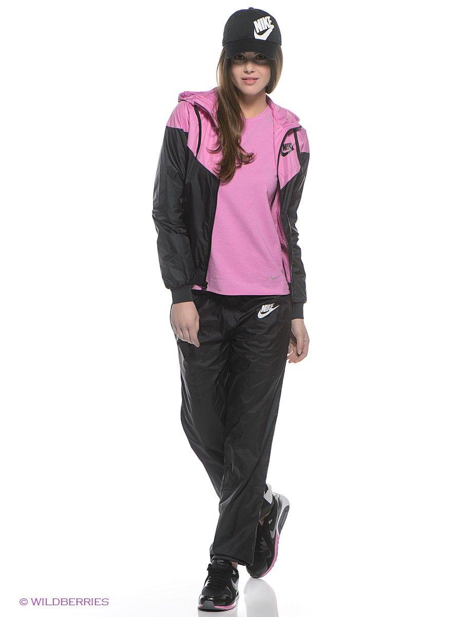 best sneakers ccf72 82ee9 Куртка NIKE WINDRUNNER Nike 1272955 в интернет-магазине Wildberries.ru Rain  Wear, Nike