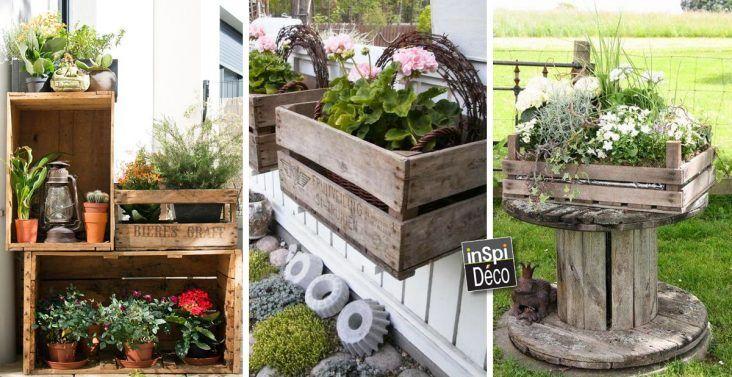 décorer le jardin en recyclant des vieilles portes! 20 idées ...