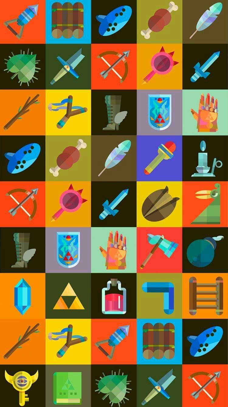 Legend Of Zelda Iphone Wallpaper Legend of zelda