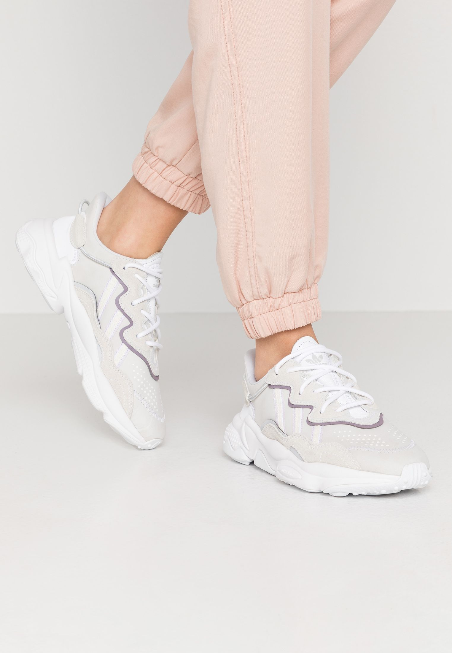 OZWEEGO - Baskets basses - footwear white/offwhite/clear ...
