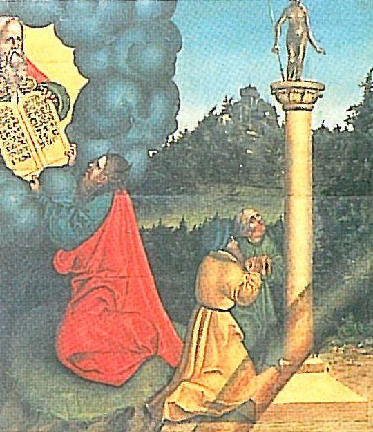 1 Gebot (Lucas Cranach d A) - Ten Commandments - Wikipedia, the free encyclopedia