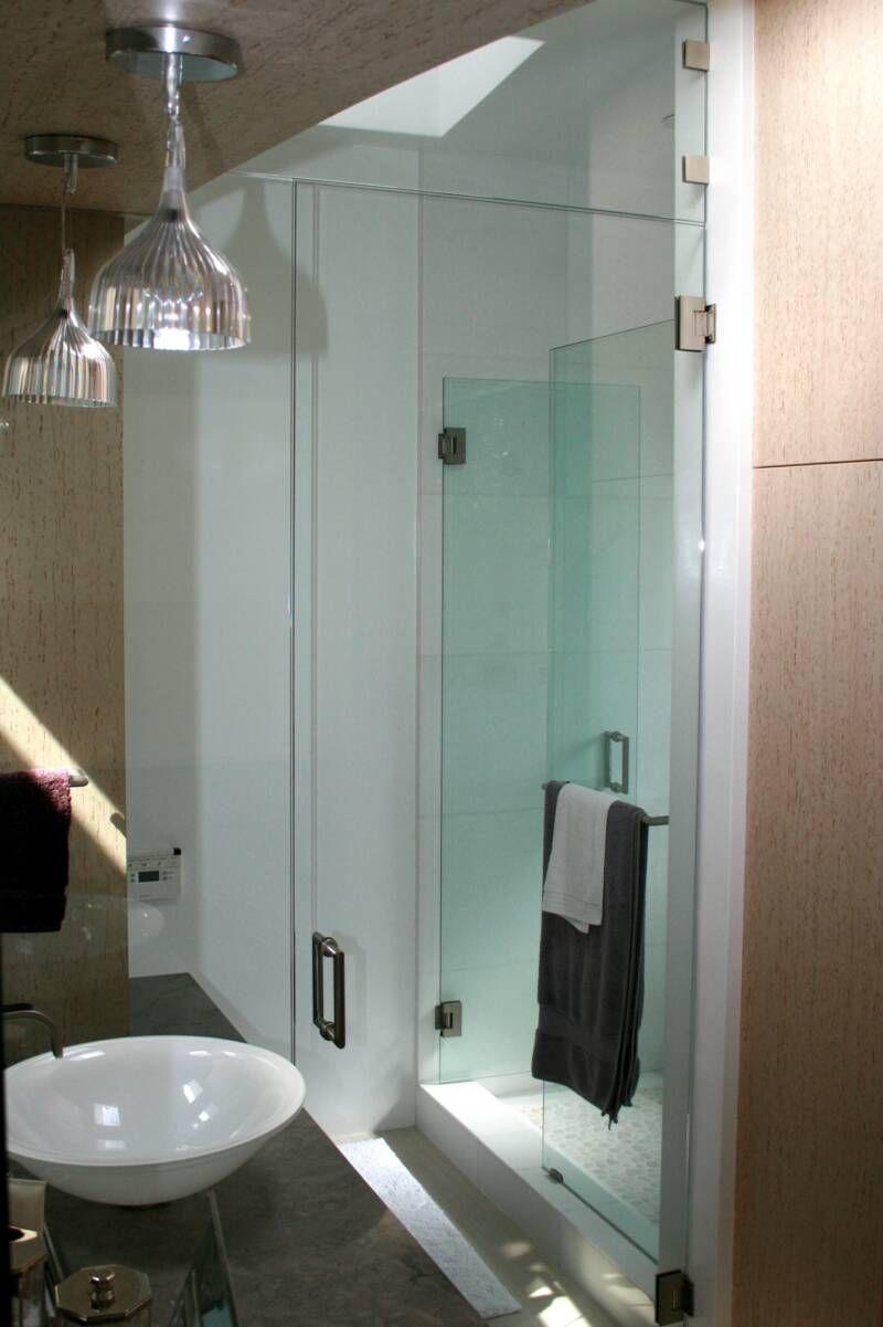 A & D Glass - frameless shower doors | Bathroom | Pinterest ...