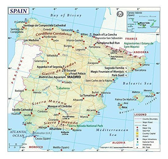 Mow amz on geography and spain gumiabroncs Images