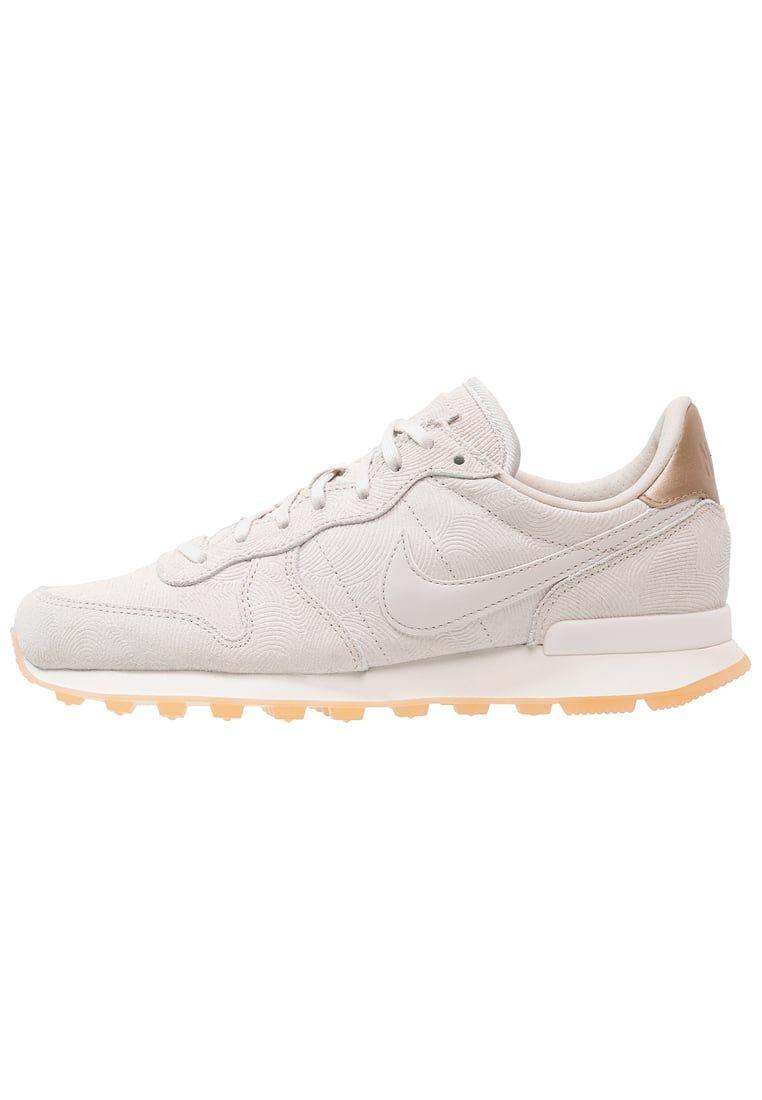 Nike Sportswear INTERNATIONALIST - Baskets basses gris QB4xcv