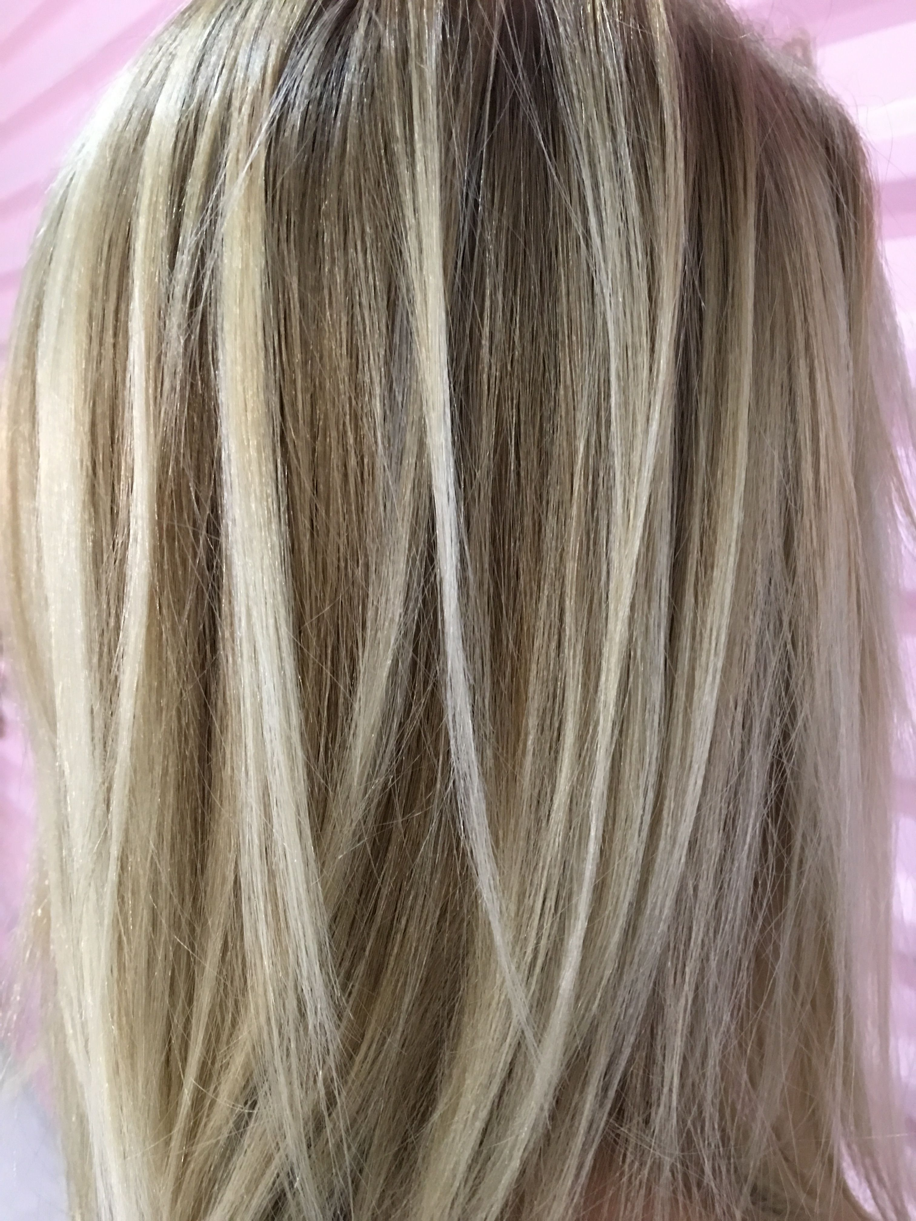Pin By Viva La Blonde On Freehand Balayage Pinterest