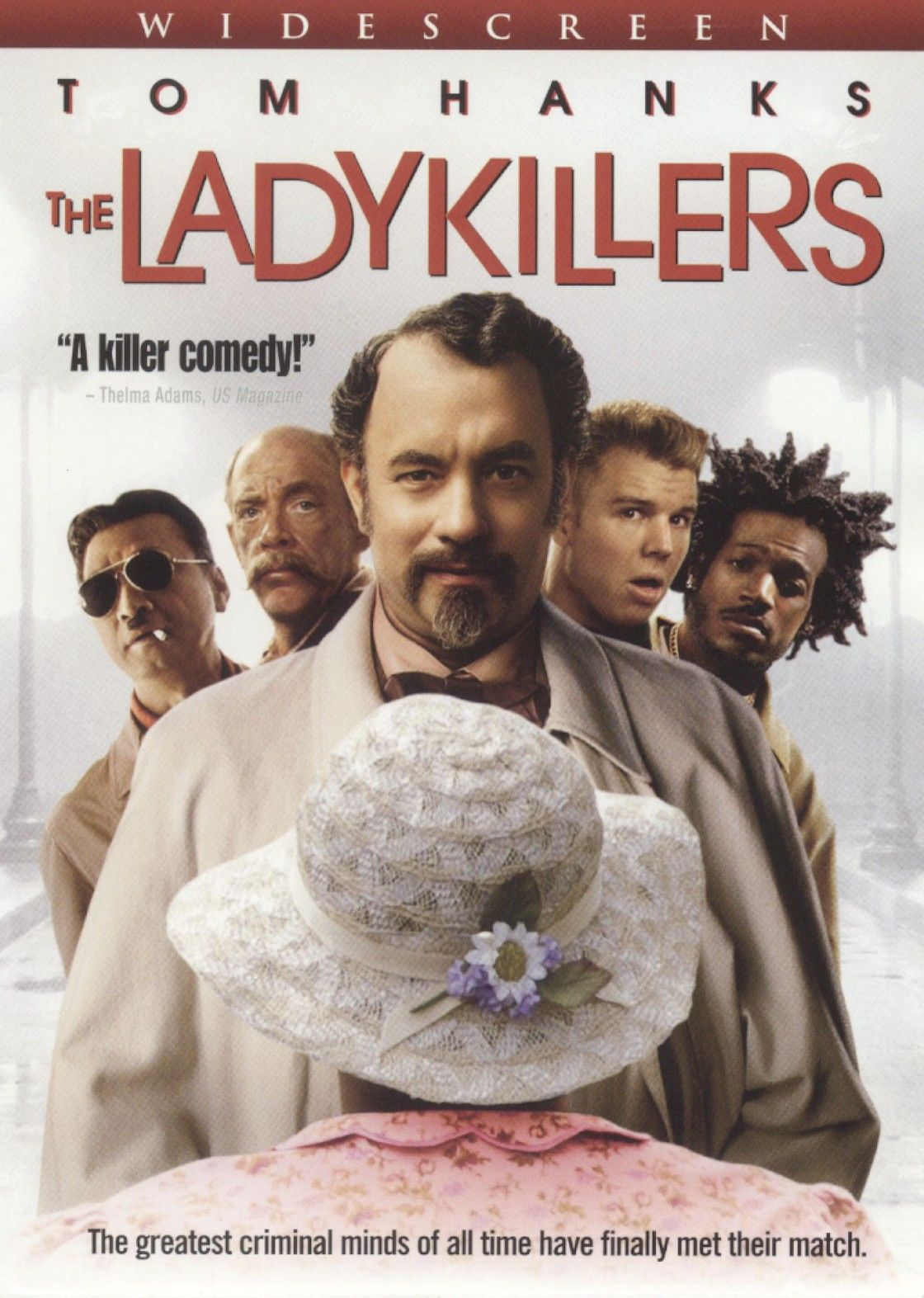 The Ladykillers I love this movie so so much