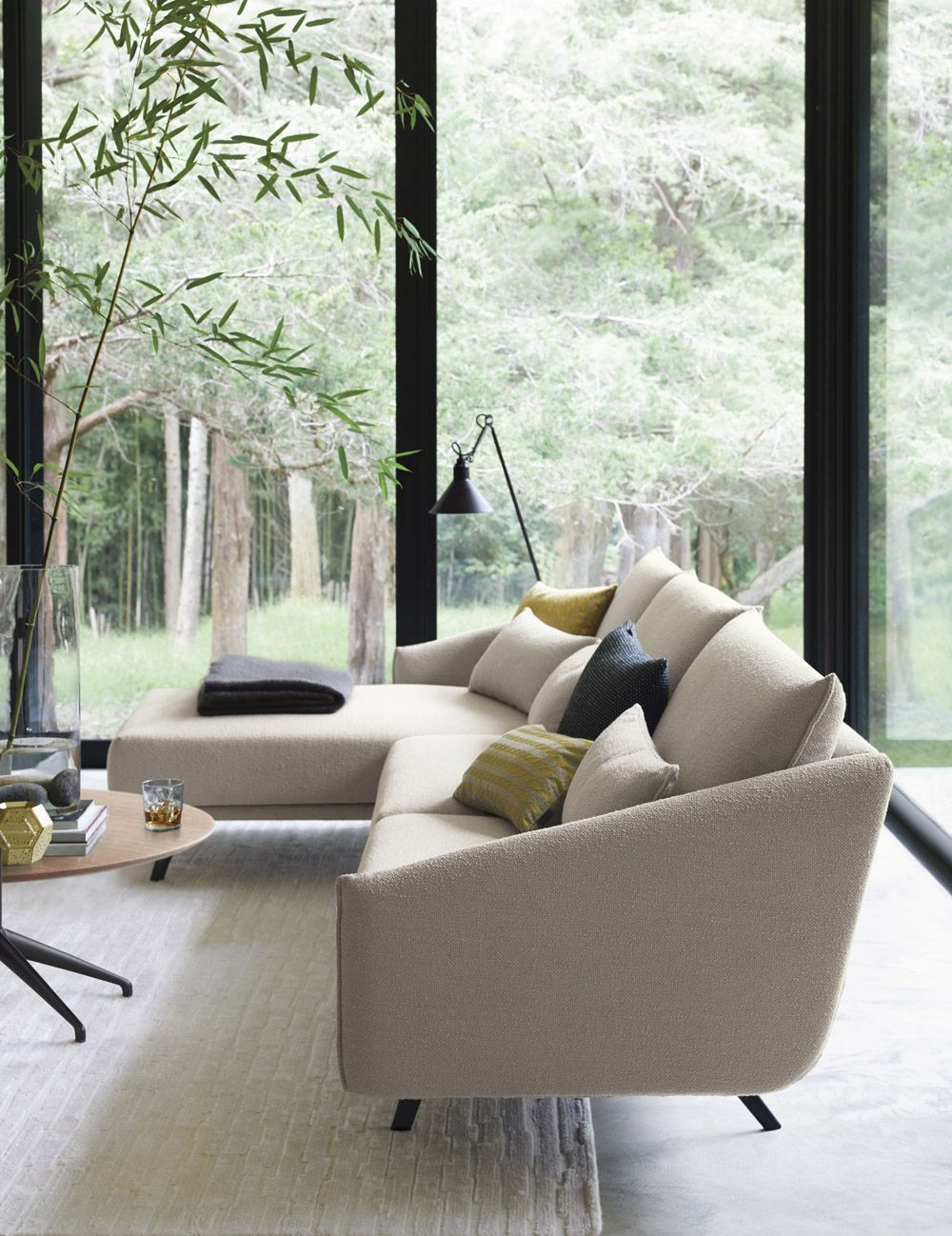 The Weekend Is The Best Time To Lounge On The STUA Costura Sofa  Chaiselounge. A Jon Gasca Design. COSTURA: Www.stua.com/design/costura