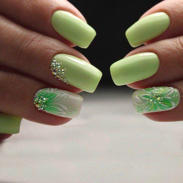 Ногти дизайн 2018 фото   Uñas   Pinterest   Diseños de uñas ...