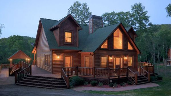 Mountain Air Retreat 4 Bedroom Blue Ridge Cabin Rental In North