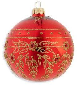 dagmara shiny christmas ball ornament - Christmas Balls Ornaments