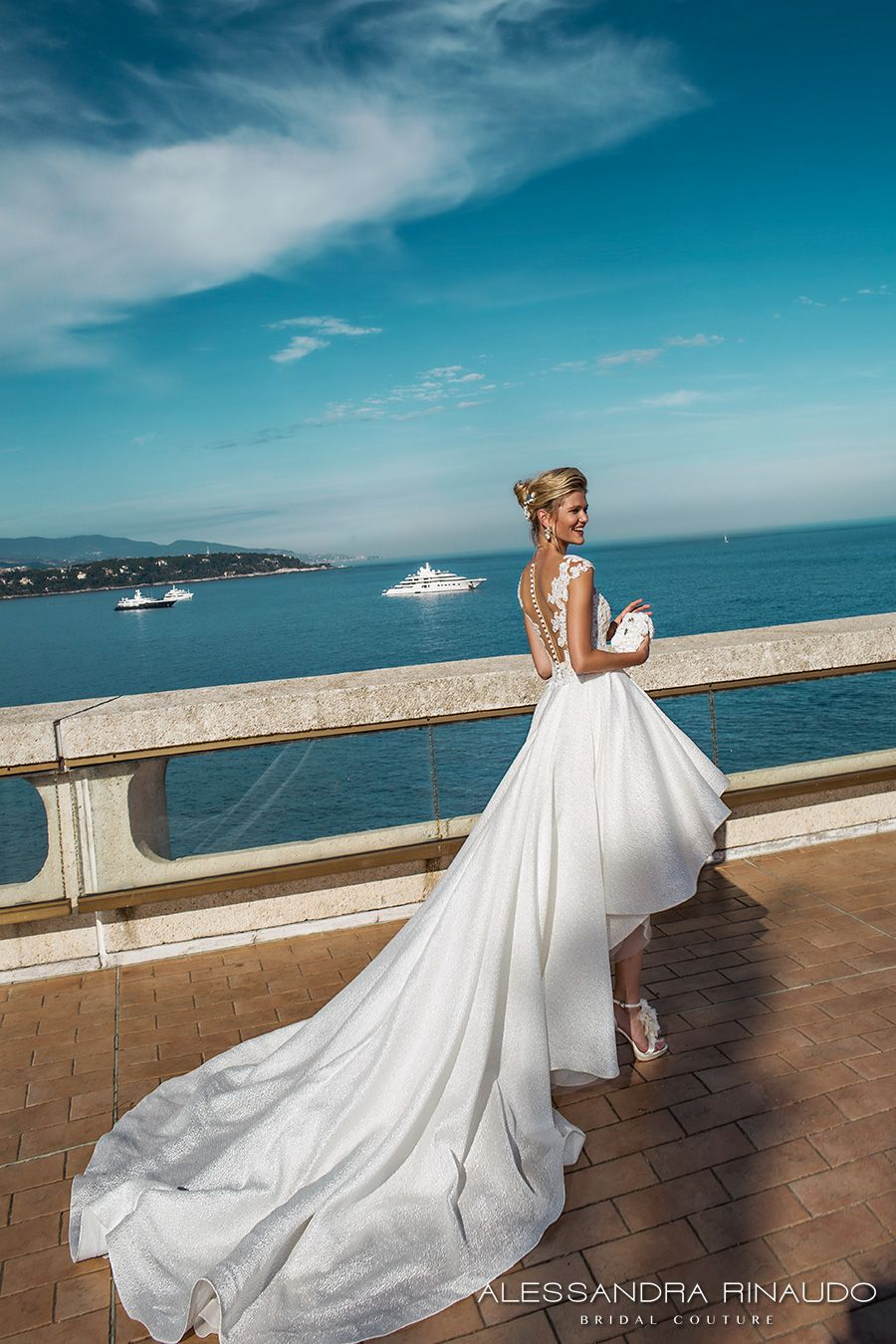 Alessandra Rinaudo 2017 Wedding Dresses — Gorgeous Italian Bridal ...