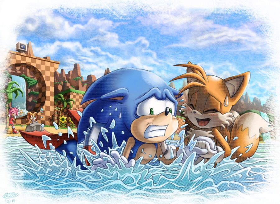 REQUEST:. Swimming Dolphins by SonicFF on DeviantArt