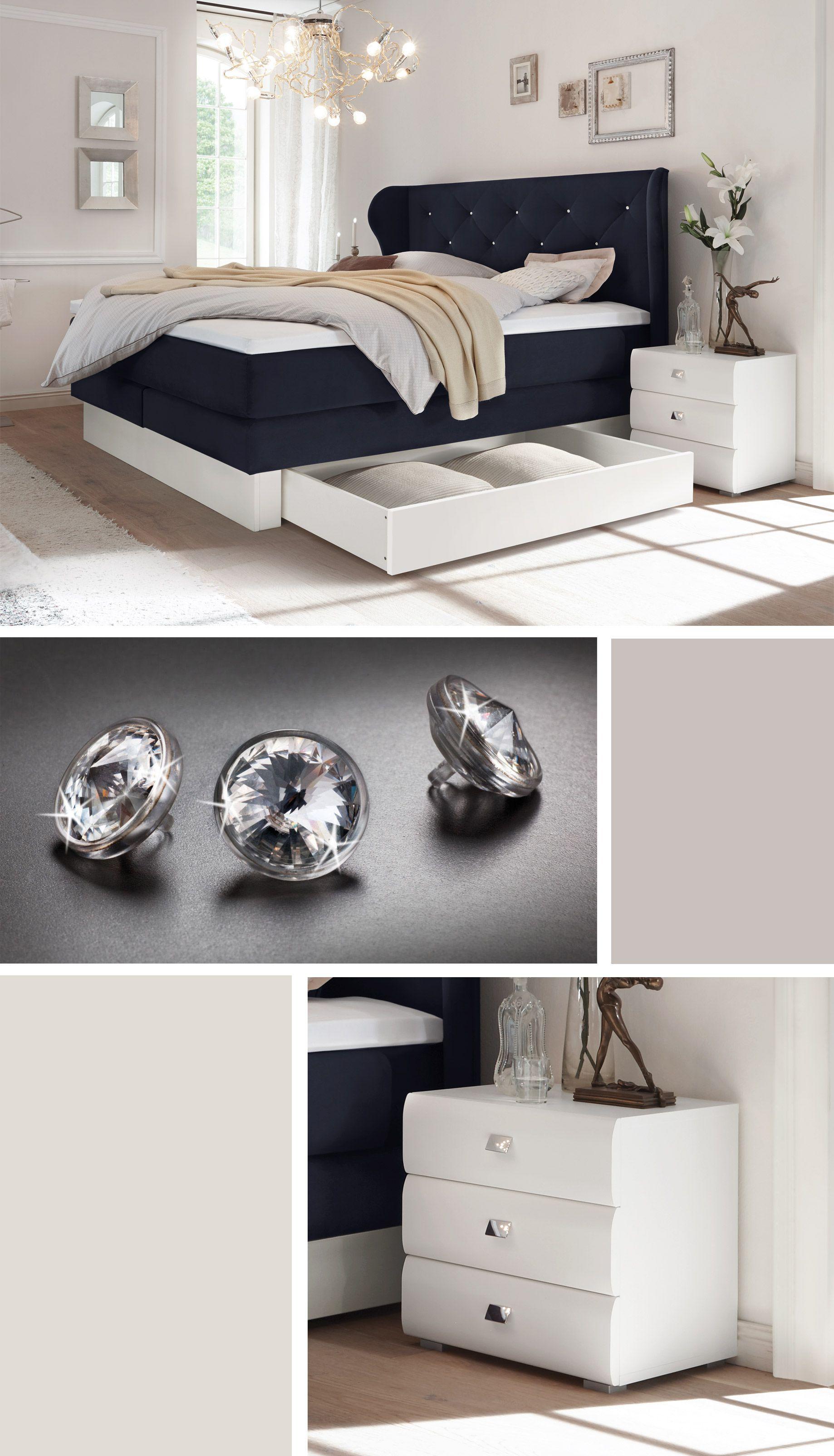 Luxus Betten boxspringbett belica