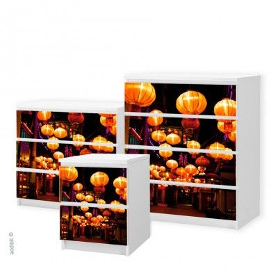 Additik stickers pour meubles ikea stickers pour meuble Stickers ikea meuble