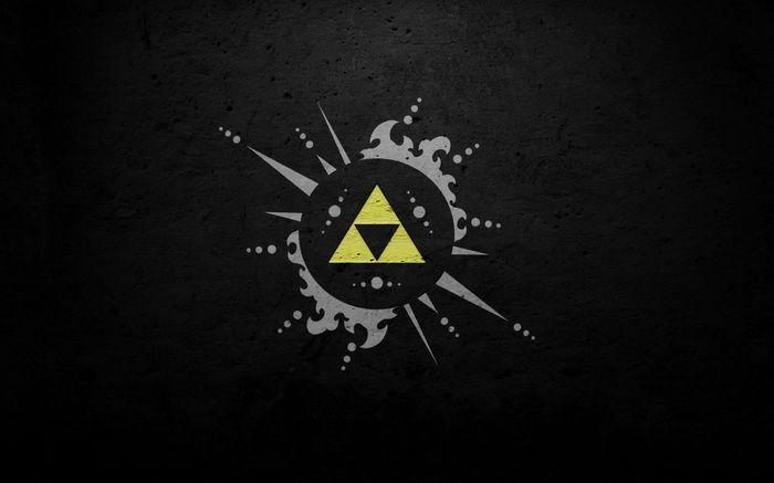Triforce, The Legend of Zelda, wallpaper mocah Zelda