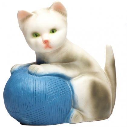 ohhh!!! Kitten Lamp