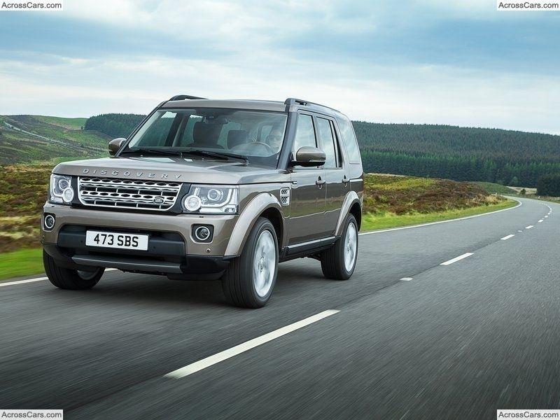 Land Rover Discovery (2015) Land rover discovery, Land