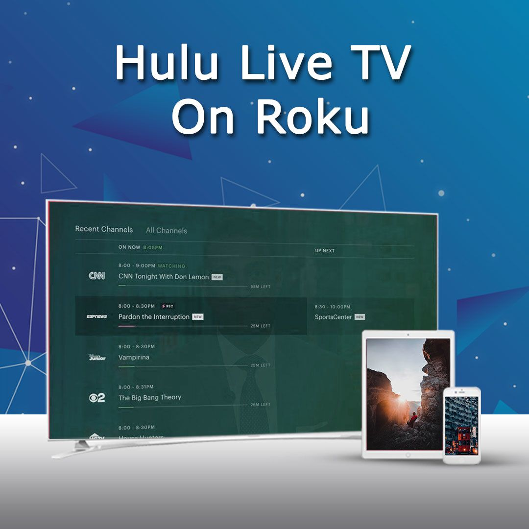 Wondering how to get #HuluonyourRoku…? Roku has all the