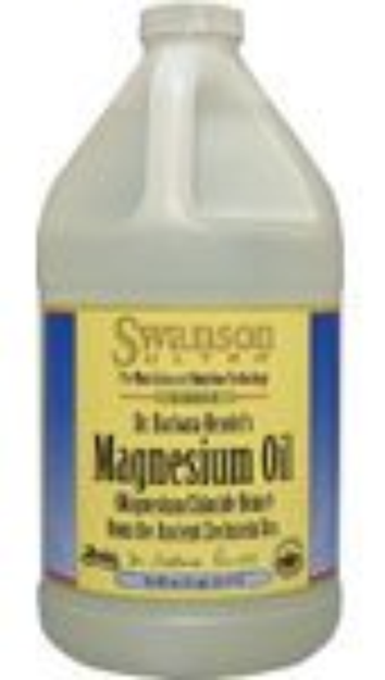 I'm learning all about Magnesium Oil Liquid Swanson Ultra at