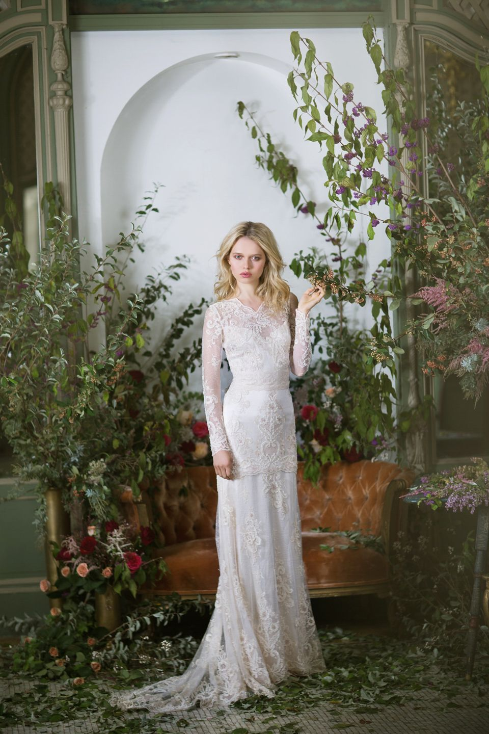 The Gilded Age By Claire Pettibone | Wedding blog, Wedding dress and ...