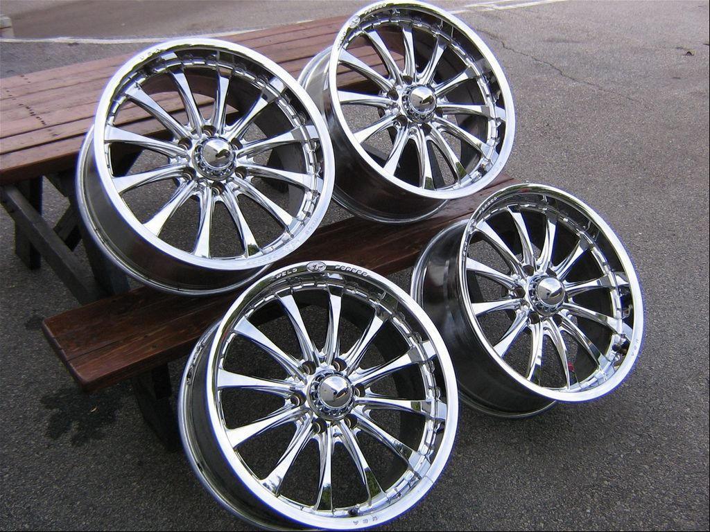 20 inch racing rims for sale