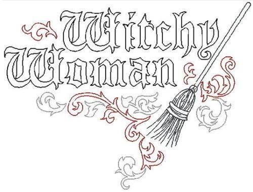 witchy woman imageamanda monopoliwood  coloring