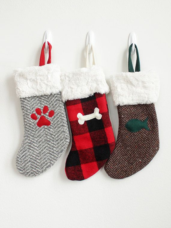 pet christmas stockings personalized xmas stocking initial stocking pet christmas stocking