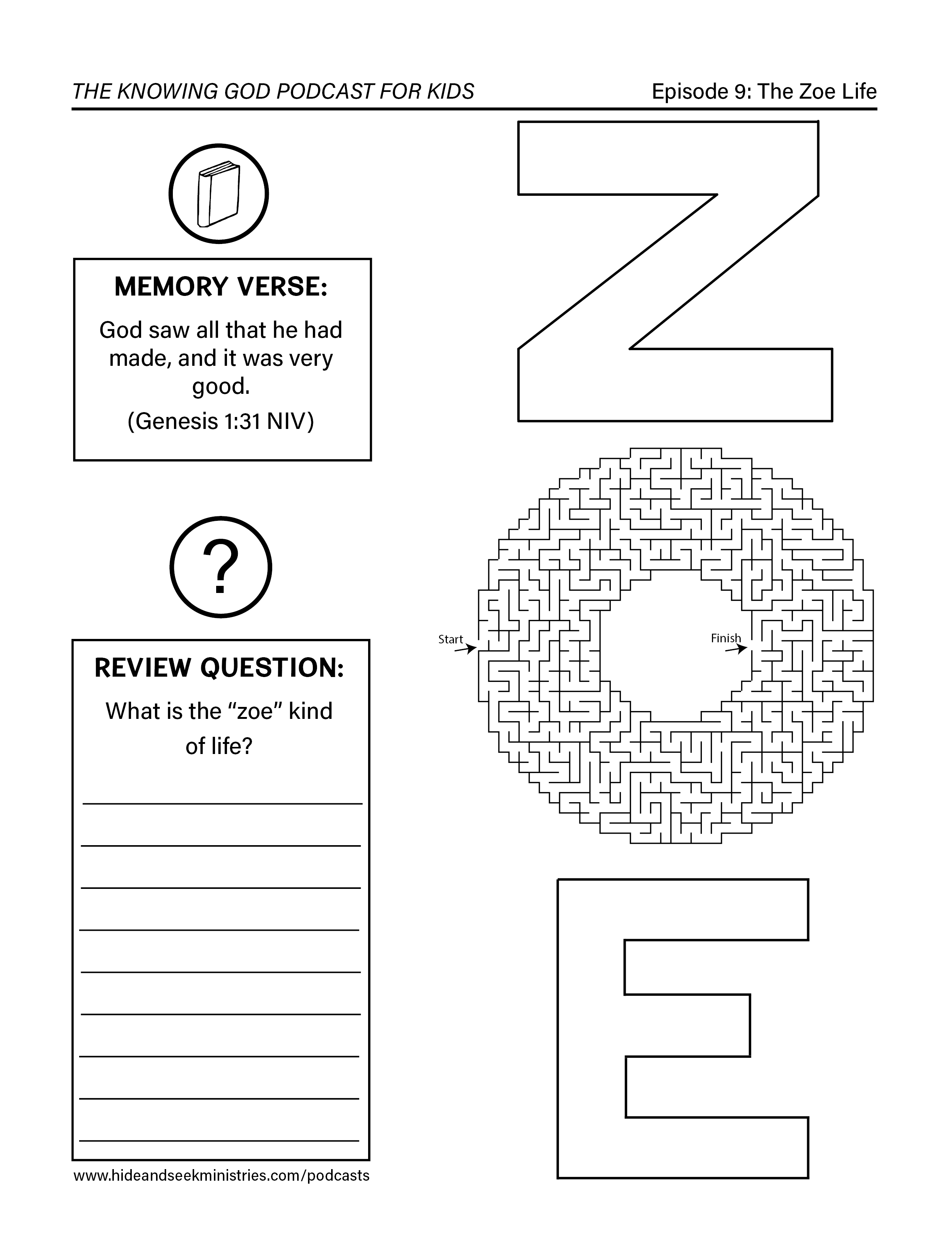 Free Printable Bible Worksheets Nothing To Sign Up For