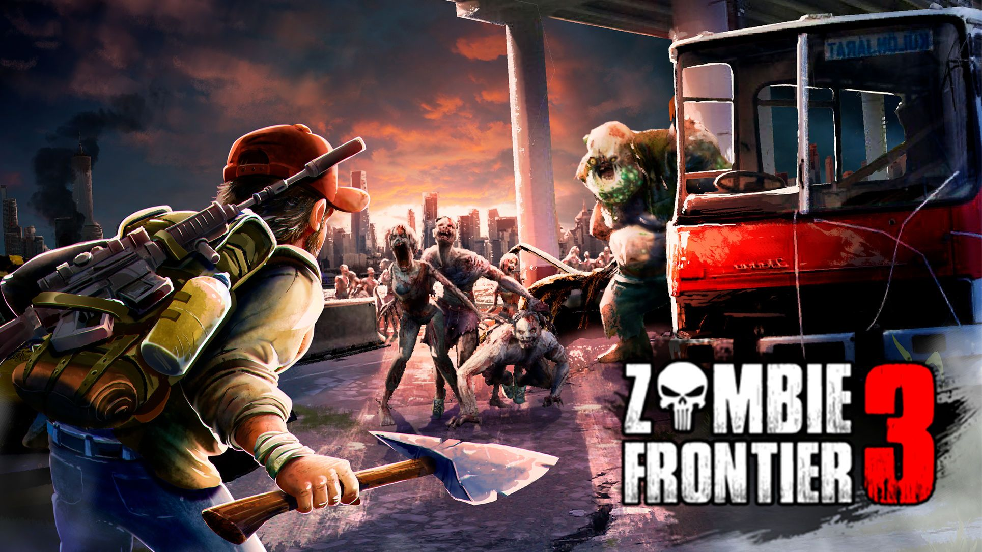 Zombie Frontier 3 Sniper Fps Action Games Adventure Ios New