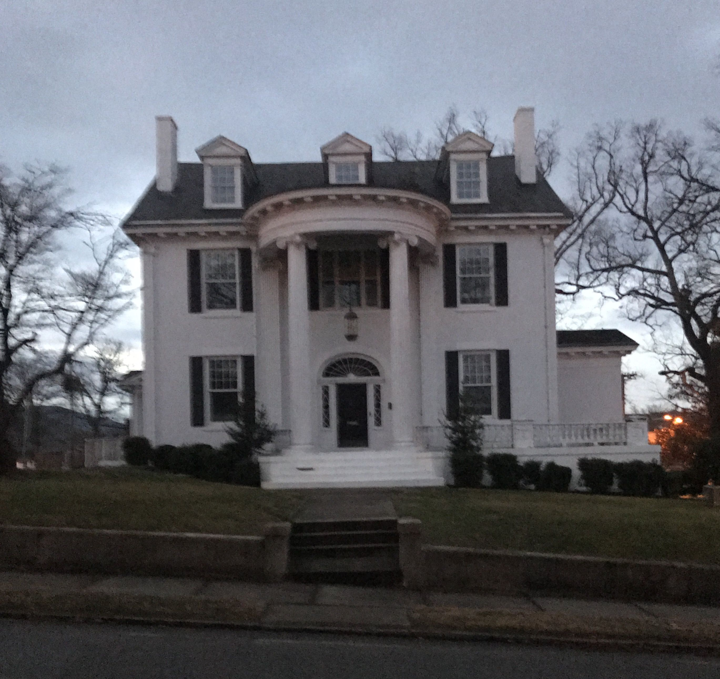 Known as the Boxly house this mansion is still impressive even if is an office building now.