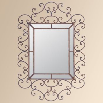 Arabesque Large Mirror  in Holiday 2012 from Arhaus Furniture on shop.CatalogSpree.com, my personal digital mall.