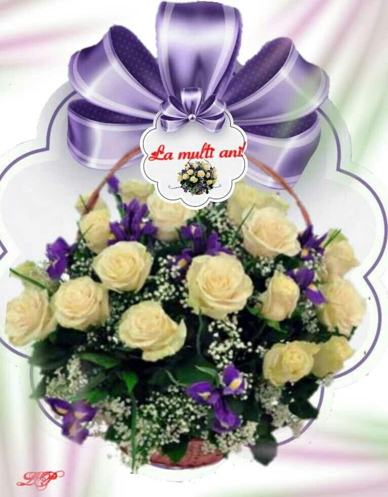 Flori Frumoase De Ziua De Nastere