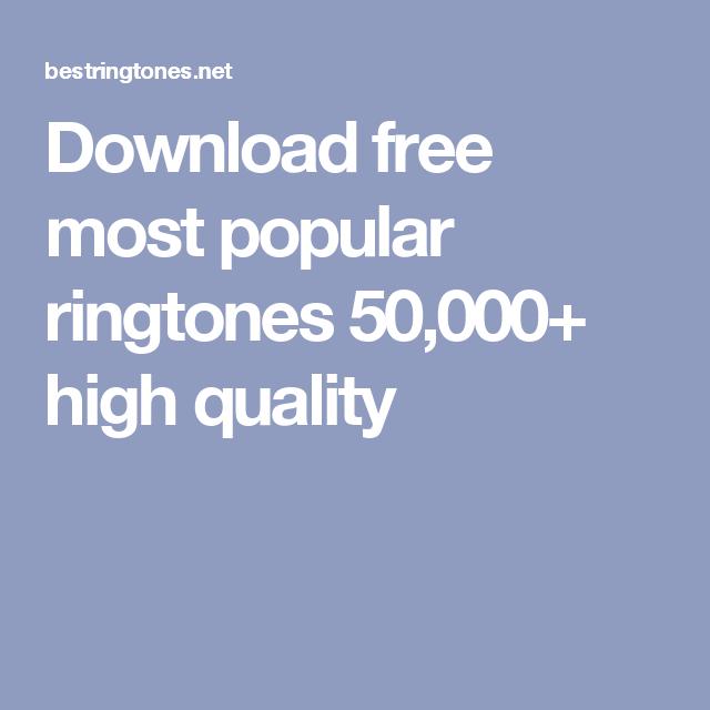 best ringtones for guys