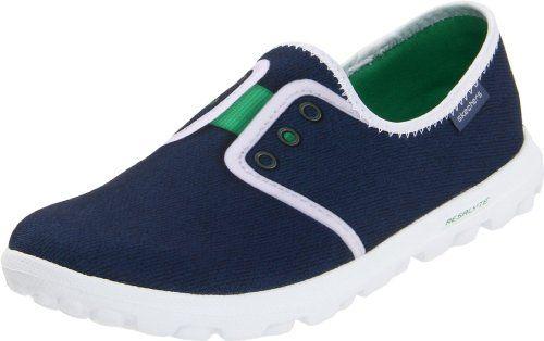 Amazon Com Skechers Women S Go Play Slip On Shoes Skechers Women Cute Shoes Loafer Shoes