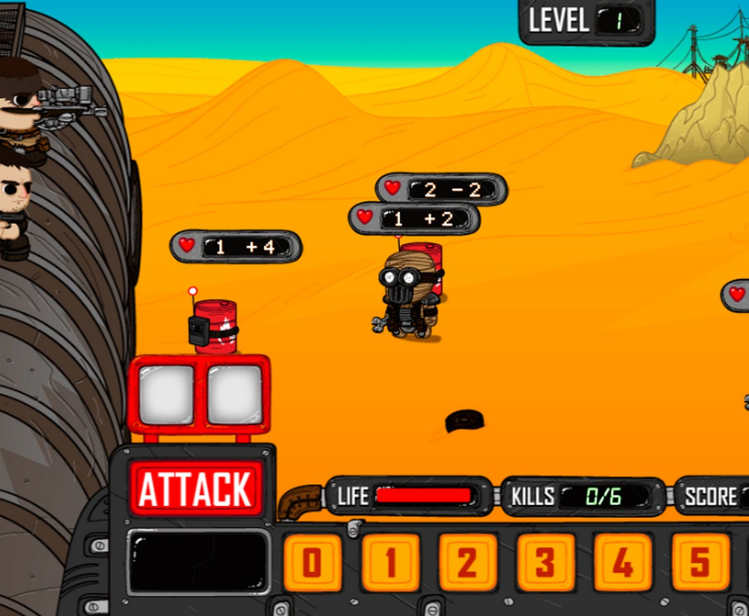 Games Like Stop the attack of foreign soldiers. Answer the