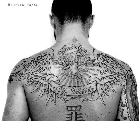 Justin Timberlake Tattoos Justin Timberlake Tattoo