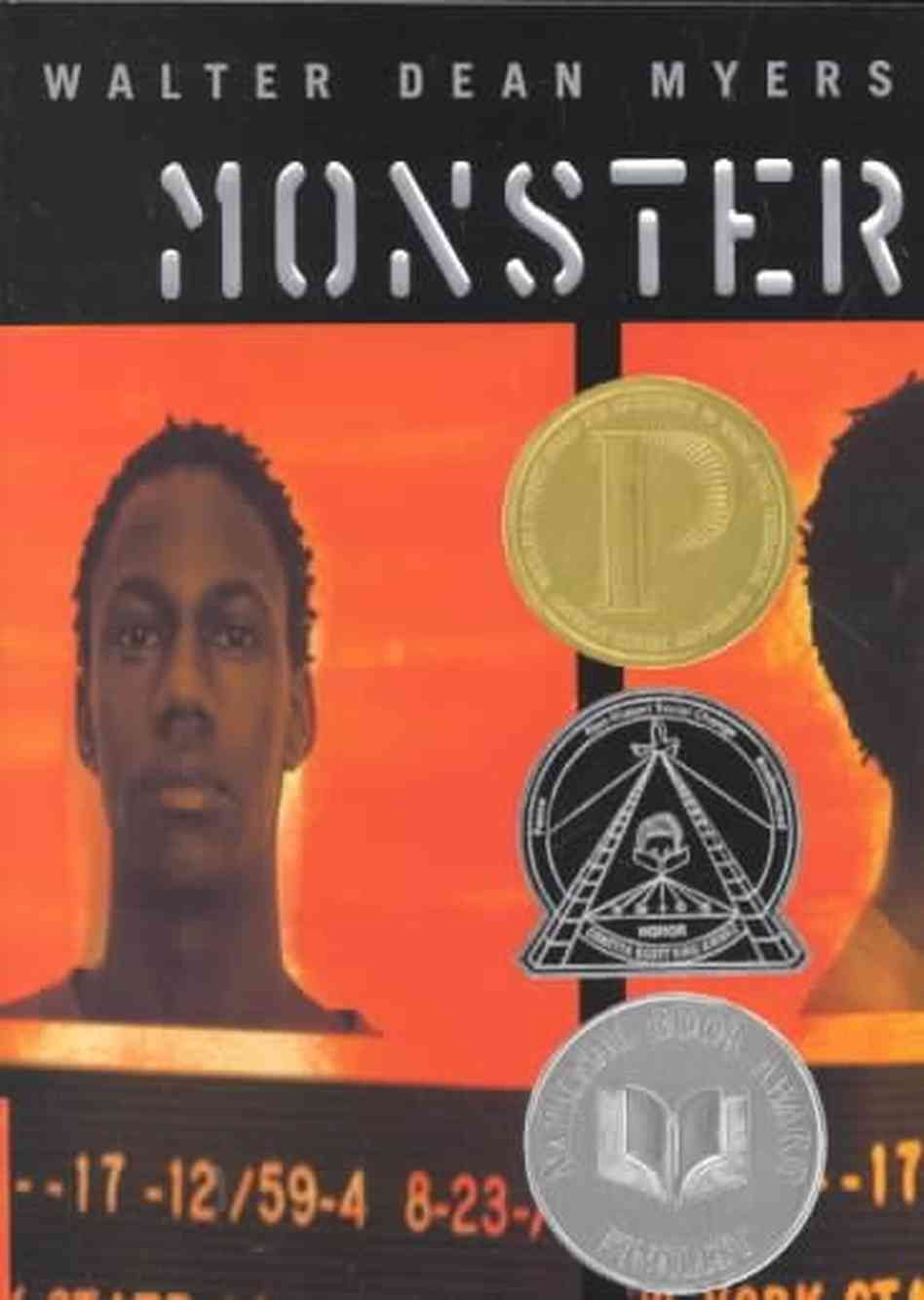 July 2015 monster by walter dean myers http