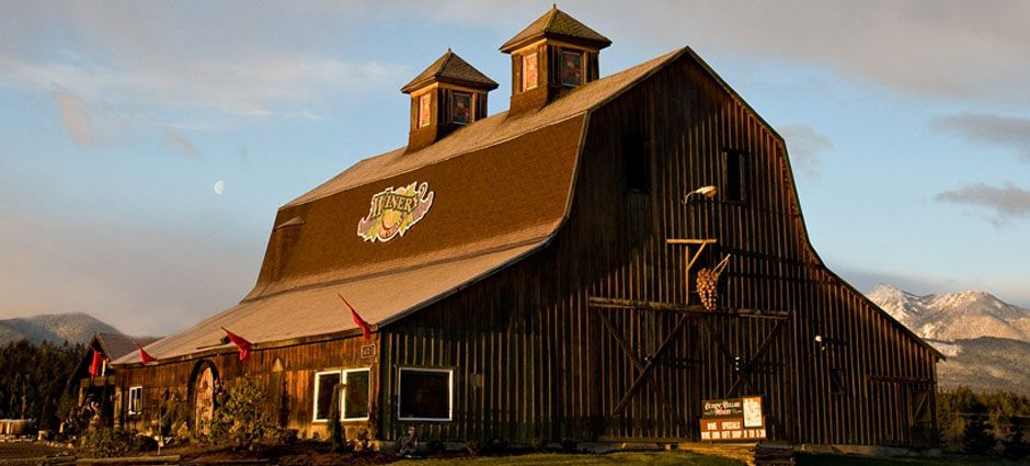 The http://www.OlympicCulinaryLoop.com features trips and tastes for Culinary Adventurers all around the LOOP! Check out Olympic Cellars Winery for great grapes!