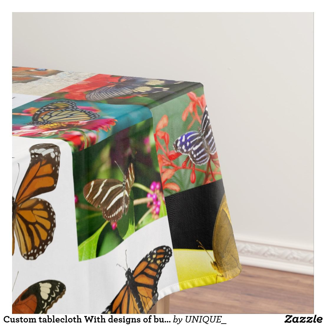 custom tablecloth with designs of butterfly butterfly obsession rh pinterest com personalised table cloth personalised table cover uk