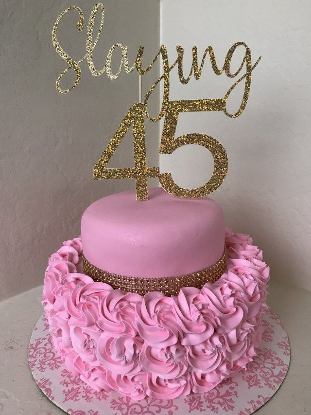 45th Anniversary Topper 45 Cake Topper Limited 1974 Edition Cake Topper 45th Birthday Cake Topper